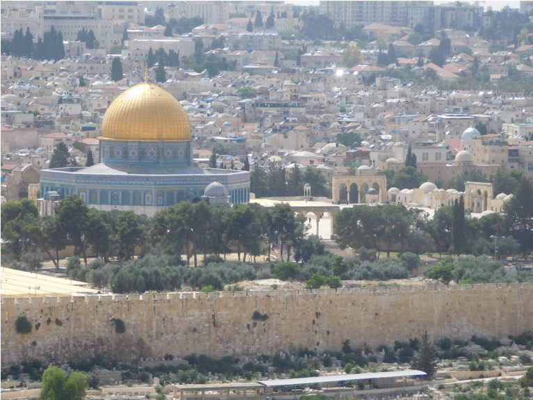 Temple Mount Picture
